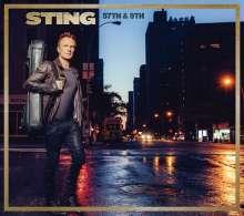 Sting (geb. 1951): 57th & 9th (Japan-Tour-Edition) +Bonus, CD