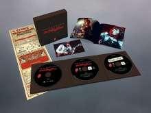 The Rolling Stones: Ladies & Gentlemen (Live In Texas, US, 1972) (SHM-CD + 2 Blu-ray), 1 CD und 2 Blu-ray Discs