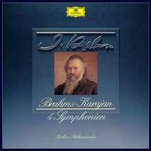 Johannes Brahms (1833-1897): Symphonien Nr.1-4 (SHM-SACD), 2 Super Audio CDs Non-Hybrid