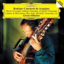 Joaquin Rodrigo (1901-1999): Concierto de Aranjuez für Gitarre & Orchester (SHM-CD), CD