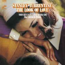 Stanley Turrentine (1934-2000): The Look Of Love (SHM-CD), CD