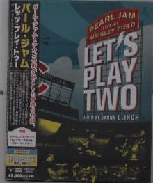 Pearl Jam: Let's Play Two: Live At Wrigley Field 2016 (Digibook), Blu-ray Disc