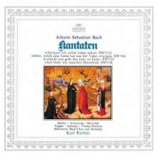 Johann Sebastian Bach (1685-1750): Kantaten BWV 28,58,64,121, CD