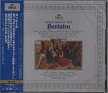 Johann Sebastian Bach (1685-1750): Kantaten BWV 13,65,124,171, CD