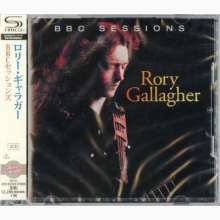 Rory Gallagher: Bbc Sessions (2 SHM-CD), 2 CDs