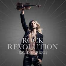 David Garrett (geb. 1980): Rock Revolution (Limited Deluxe Edition), 1 CD und 1 DVD