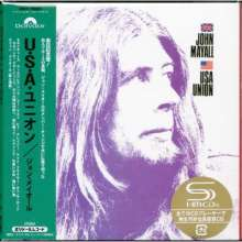 John Mayall: USA Union (SHM-CD) (Digisleeve), CD