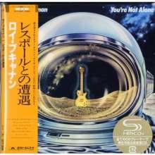 Roy Buchanan: You're Not Alone (SHM-CD) (Papersleeve), CD