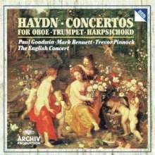 Joseph Haydn (1732-1809): Trompetenkonzert Es-dur H7e:1 (SHM-CD), CD