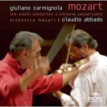 Wolfgang Amadeus Mozart (1756-1791): Violinkonzerte Nr.1-5 (SHM-CD), 2 CDs