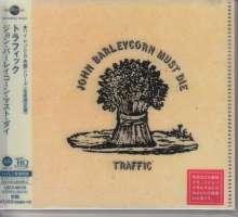Traffic: John Barleycorn Must Die (UHQ-CD/MQA-CD) (Reissue) (Limited-Edition), CD