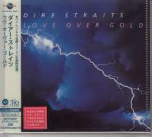 Dire Straits: Love Over Gold (UHQ-CD/MQA-CD) (Reissue) (Limited-Edition), CD