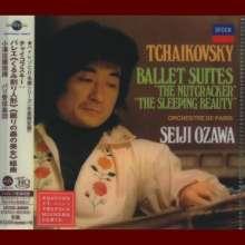 Peter Iljitsch Tschaikowsky (1840-1893): Ballettsuiten (Ultimate High Quality CD), CD