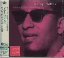 Sonny Rollins (geb. 1930): A Night At The Village Vanguard (UHQ-CD/MQA-CD) (Limited-Edition), CD