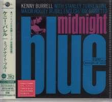 Kenny Burrell (geb. 1931): Midnight Blue (UHQ-CD/MQA-CD) (Reissue) (Limited-Edition), CD