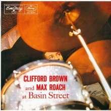 Clifford Brown & Max Roach: At Basin Street (+Bonus) (SHM-CD), CD