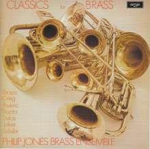 Philip Jones Brass Ensemble - Classics for Brass, CD