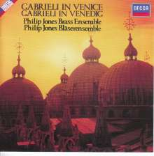 Philip Jones Brass Ensemble - Gabrieli in Venice (SHM-CD), CD