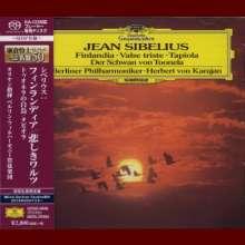 Jean Sibelius (1865-1957): Orchesterwerke (SHM-SACD), Super Audio CD Non-Hybrid