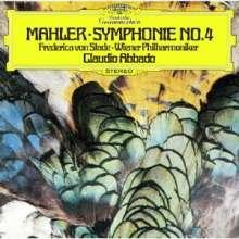 Gustav Mahler (1860-1911): Symphonie Nr.4 (SHM-SACD), Super Audio CD Non-Hybrid