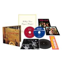 "The Rolling Stones: Beggars Banquet (2 SACD + Flexidisc) (7"" Format) (Digisleeve im Schuber), 2 Super Audio CDs und 1 CD"