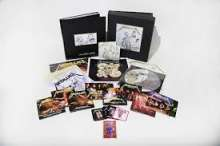 Metallica: ... And Justice For All (remastered) (Deluxe-Box-Set) (Limited Edition), 11 CDs, 6 LPs, 4 DVDs, 1 Buch und 1 Merchandise