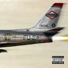 Eminem: Kamikaze (Explicit), CD