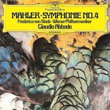 Gustav Mahler (1860-1911): Symphonie Nr.4 (Ultimate High Quality CD), CD