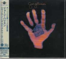George Harrison (1943-2001): Living In The Material World (+3) (UHQCD/MQA-CD) (Reissue) (Limited-Edition), CD
