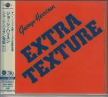 George Harrison (1943-2001): Extra Texture + Bonus (UHQCD/MQA-CD) (Reissue) (Limited-Edition), CD