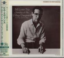 Bill Evans (Piano) (1929-1980): Sunday At The Village Vanguard (UHQCD/MQA-CD) (Reissue) (Limited-Edition), CD
