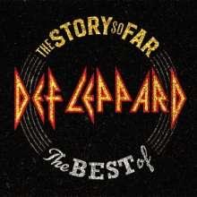 Def Leppard: The Story So Far: The Best Of Def Leppard (SHM-CD), CD