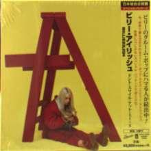 Billie Eilish: Don't Smile At Me (+Bonus) (Papersleeve im Schuber), CD