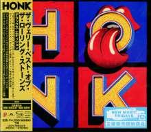 The Rolling Stones: Honk (3 SHM-CD), 3 CDs
