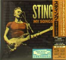 Sting (geb. 1951): My Songs (+Bonus) (SHM-CD) (Digisleeve), CD