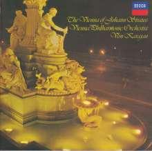 Die Wiener Philharmoniker  - The Vienna of Johann Strauss (SHM-SACD), Super Audio CD Non-Hybrid