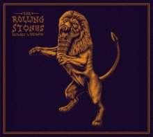 The Rolling Stones: Bridges To Bremen (2 SHM-CDs + Blu-ray Disc), 2 CDs und 1 Blu-ray Disc