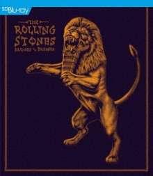 The Rolling Stones: Bridges To Bremen, Blu-ray Disc