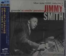 Jimmy Smith (Organ) (1928-2005): Groovin' At Smalls' Paradise Volume 1, CD