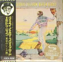 Elton John (geb. 1947): Goodbye Yellow Brick Road (SHM-CD) (Digisleeve), CD