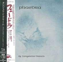 Tangerine Dream: Phaedra (SHM-CD) (Digisleeve), 3 CDs