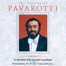 Luciano Pavarotti - Essential Pavarotti, CD