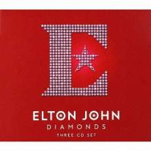 Elton John (geb. 1947): Diamonds (3 SHM-CDs) (Deluxe-Edition), 3 CDs
