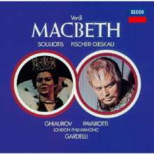 Giuseppe Verdi (1813-1901): Macbeth (Ultimate High Quality CD), 2 CDs