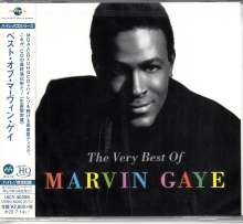 Marvin Gaye: The Very Best Of Marvin Gaye (UHQCD/MQACD), CD
