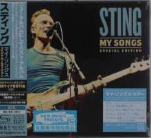 Sting (geb. 1951): My Songs (Special Edition) (SHM-CD), 2 CDs