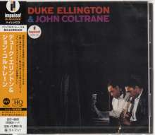 Duke Ellington & John Coltrane: Duke Ellington & John Coltrane (UHQCD/MQA-CD), CD