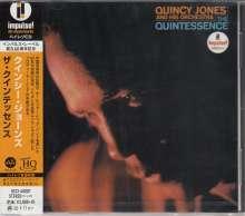 Quincy Jones (geb. 1933): The Quintessence (UHQ-CD/MQA-CD), CD