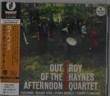 Roy Haynes (geb. 1925): Out Of The Afternoon (UHQCD/MQA-CD), CD