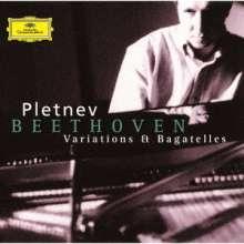 Ludwig van Beethoven (1770-1827): Klavierstücke (Ultimate High Quality CD), 2 CDs